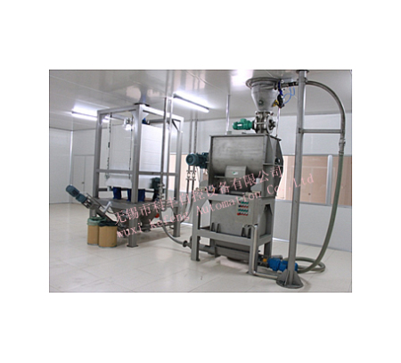 Pneumatic Conveying of pharmaceutical and biological industry